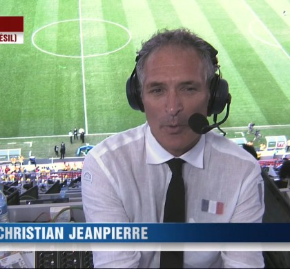 TF1 : Christian Jeanpierre lâche les Bleus mais garde Téléfoot