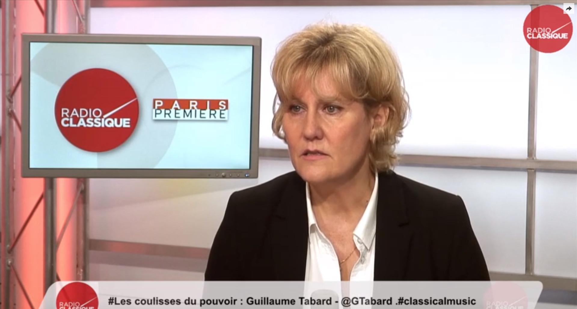 Nadine Morano «choquée» que Bruno Le Maire «accepte de voiler sa femme» en Iran (Vidéo)