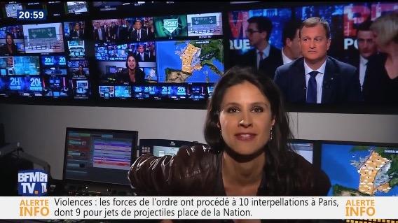 «Va te faire foutre !» : la gaffe d'Apolline de Malherbe sur BFM TV ! (Vidéo)