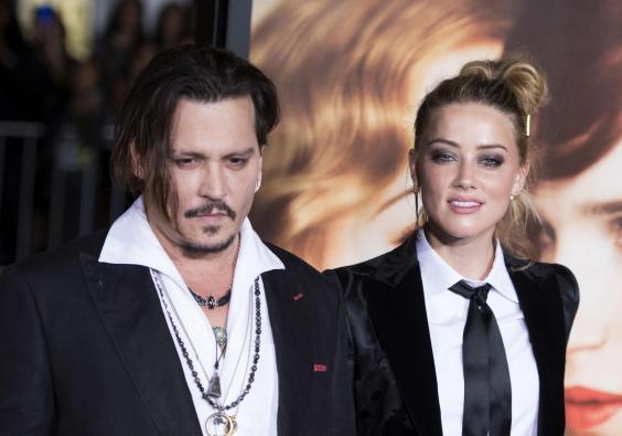 Accusé de violences conjugales, Johnny Depp a interdiction d'approcher Amber Heard