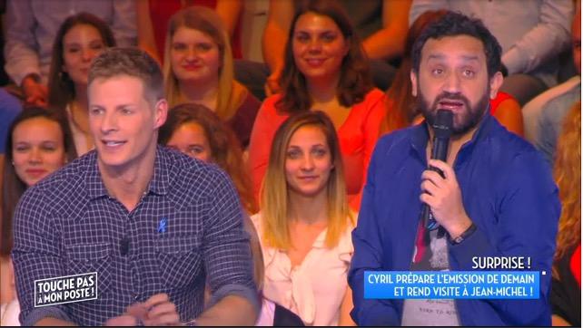 Cyril Hanouna tacle Matthieu Delormeau : «Vous n'avez pas de couilles !» (Vidéo)