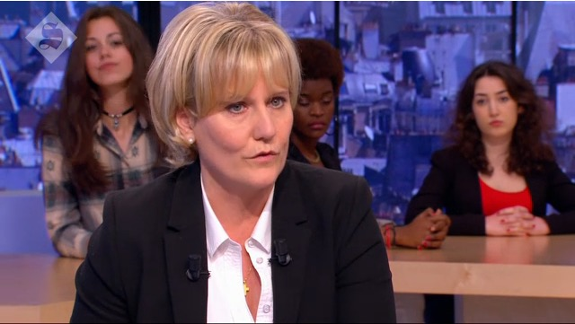 Nadine Morano : «La gare du Nord, c'est l'Afrique» (Vidéo)