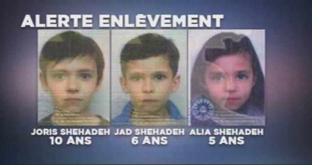 Alerte enlèvement : les enfants retrouvés sains et saufs – le père interpellé