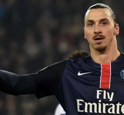 Zlatan Ibrahimovic annonce son départ du PSG à la fin de la saison