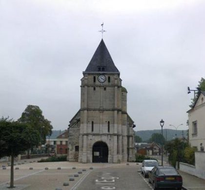 Prise d'otages dans une église à Rouen : le point sur la situation