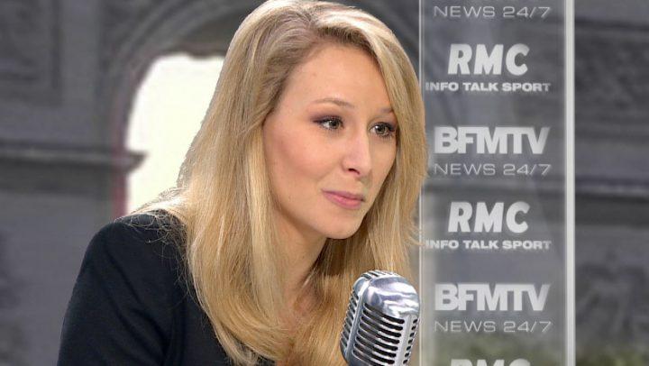 La vidéo hilarante de Marion Maréchal-Le Pen se faisant hurler dessus à l'armée !