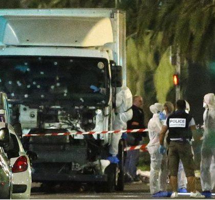 Attentat de Nice : Comment la police a neutralisé le chauffeur du camion
