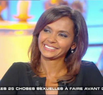 Vidéo : Plan à trois, sextoy… Karine Le Marchand se lâche dans Salut les Terriens !