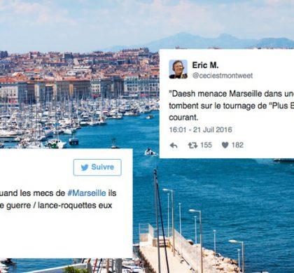 Twitter : les Marseillais se moquent de Daech… qui leur répond