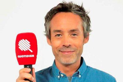 Yann Barthès se confie sur son départ de Canal : «Je n'ai aucune nouvelle»