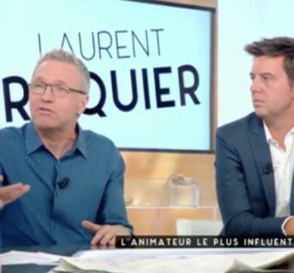 C à vous : Laurent Ruquier répond aux critiques de Cyril Hanouna (Vidéo)
