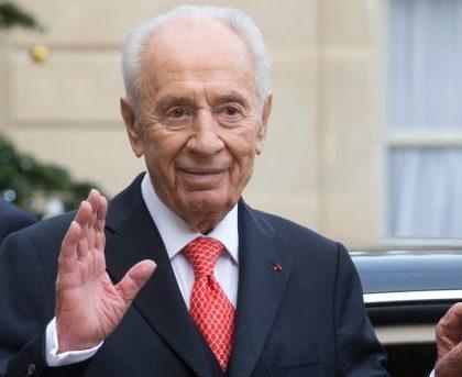 Israël : Shimon Peres «entre la vie et la mort»