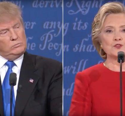 Élection américaine : les meilleures punchlines entre Donald Trump et Hillary Clinton
