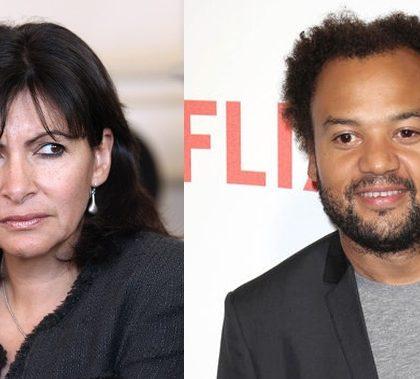 Nouvelle charge de Fabrice Éboué contre Anne Hidalgo : «je préférerais que mon enfant croise une puéricultrice avant un pénis»