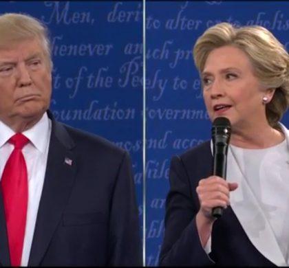 Présidentielle américaine : Trump s'excuse… et accuse Bill Clinton de viol !