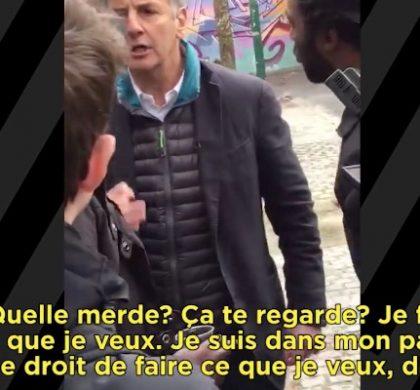 Agression de Bernard de la Villardière : les jeunes livrent leur version avec une vidéo