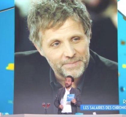 TPMP : Cyril Hanouna révèle le (gros) salaire de Stéphane Guillon pour Salut les Terriens