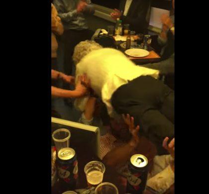 Buzz : une mamie de 82 ans fait le show dans un TGV Paris-Bordeaux