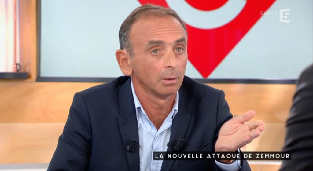 Eric Zemmour «respecte les djihadistes» qui ne sont «ni des abrutis ni des fous»