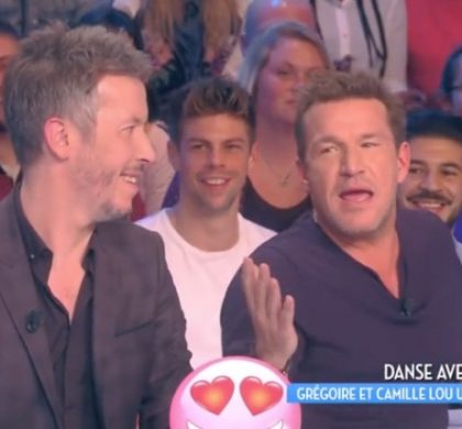 Danse avec les stars – Castaldi tacle Julien Lepers : «C'est Robocop quand il danse !»
