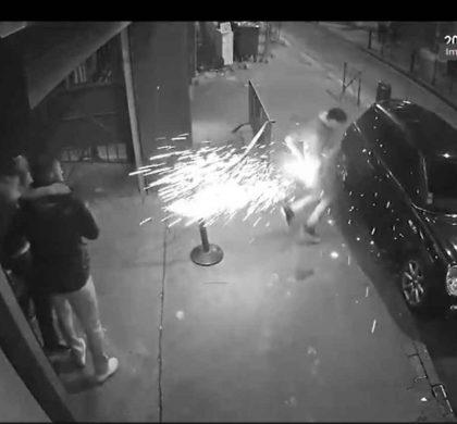 Vidéo choc : Un Toulousain brûlé par l'explosion de sa cigarette électronique