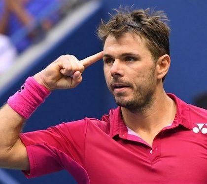 Tennis : Stan Wawrinka recadre le secrétaire d'état Jean-Vincent Placé en plein match