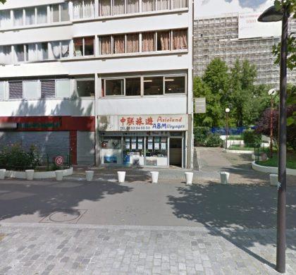 Paris : Plusieurs personnes retenues dans une agence de voyages par un braqueur armé