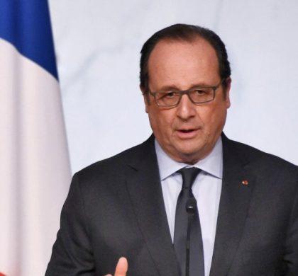 François Hollande annonce ne pas être candidat à la présidentielle 2017