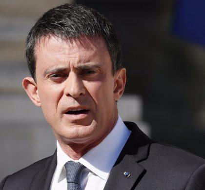 Manuel Valls : «Oui, je suis candidat à la présidence de la République»