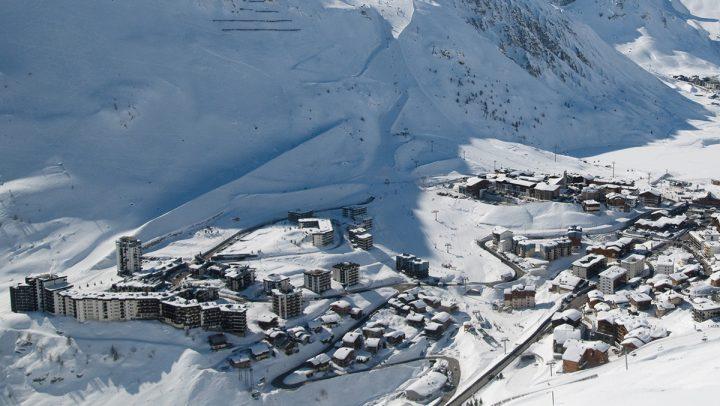 ALERTE : Avalanche à Tignes sur une piste de ski