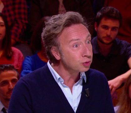 Stéphane Bern s'énerve dans «Quotidien» !!!