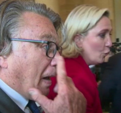 [Zap Actu] Marine Le Pen furieuse après la levée de son immunité parlementaire (09/11/2017)