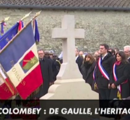 [Zap Actu] Hommage à De Gaulle : de Laurent Wauquiez à Anne Hidalgo, tous à Colombey (10/11/2017)