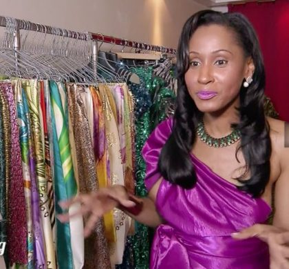 Un dressing incroyable, dans «Les reines du shopping» !!!