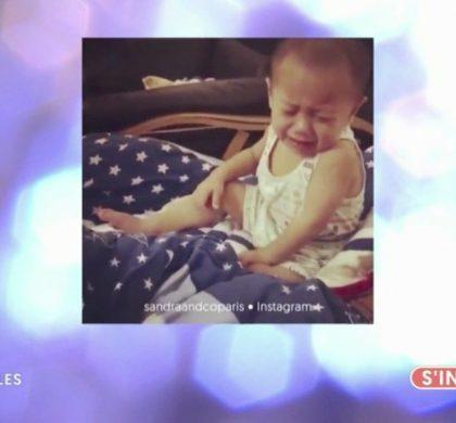 INCROYABLE : Découvrez grâce à quoi ce bébé arrête de pleurer !