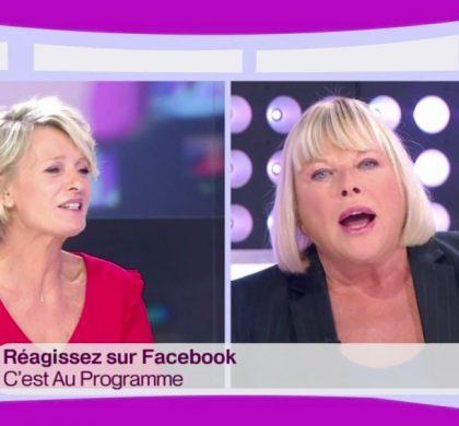 Yvonne Poncet-Bonissol a du mal, avec le prénom d'une téléspectatrice !