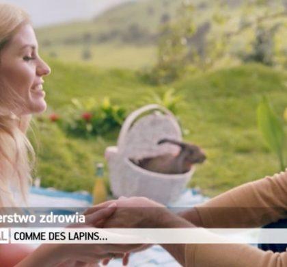 Une campagne insolite du Ministère de la Santé, en Pologne …