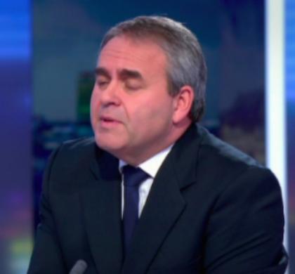[Zap Actu] Xavier Bertrand quitte Les Républicains après l'élection de L. Wauquiez (12/12/2017)