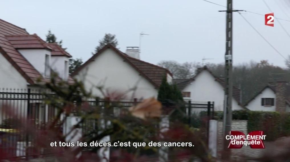 » La rue du cancer » …