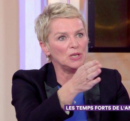 Elise Lucet parle de Christine Angot !
