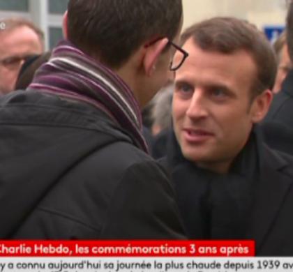 [Zap Actu] Charlie Hebdo, 3 ans après l'attentat (08/01/2018)