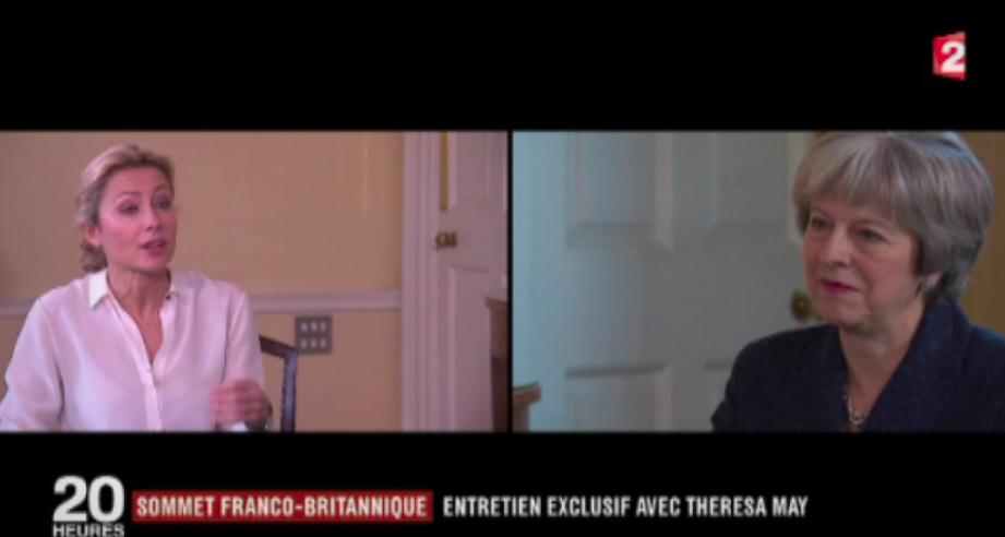 [Zap Actu] Sommet Macron-May : Londres prêt à payer 50 millions de plus pour Calais (19/01/2018)