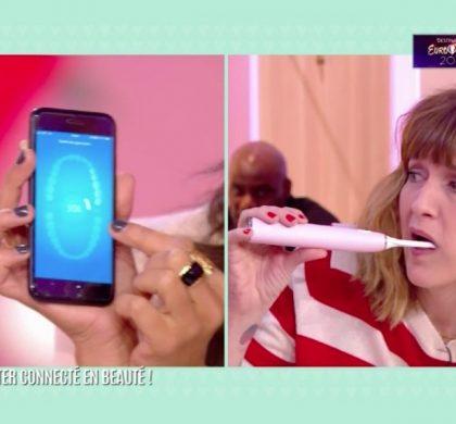 Daphné Bürki VS une brosse à dents !