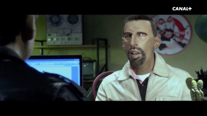 Une parodie des Guignols ridiculise Franck Ribéry !