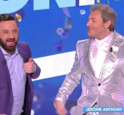 Cyril Hanouna piège Jérôme Anthony !