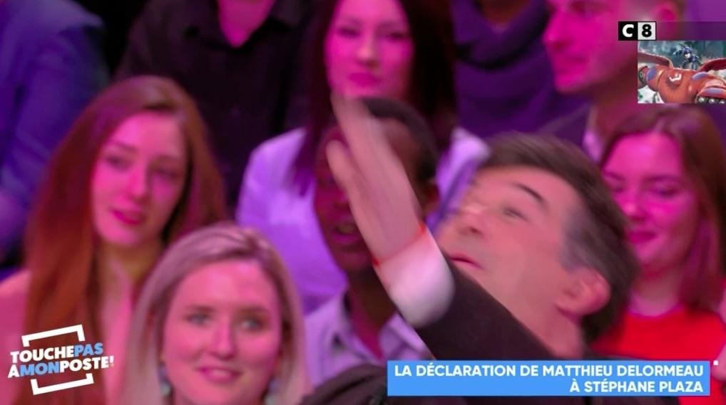 Matthieu Delormeau tente de séduire Stéphane Plaza …