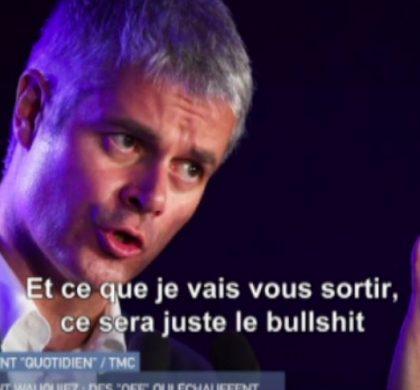 [Zap Actu] Ce que balance Wauquiez à des étudiants sur Sarkozy, Darmanin et Macron (19/02/2018)