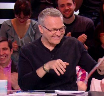 Le jeu de mots osé de Laurent Ruquier !