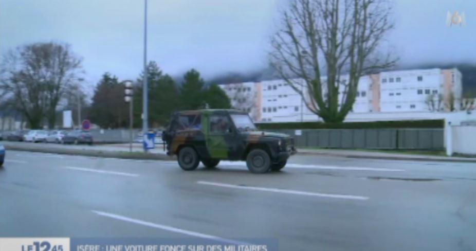 [Zap Actu] Une voiture fonce sur des militaires, Sarkozy renvoyé en correctionnelle (30/03/2018)