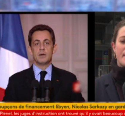 [Zap Actu] Financements libyens : Nicolas Sarkozy en garde à vue (21/03/2018)